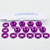 Aluminium Rocker Cover Kit Audi 80 (4 Cyl) Purple