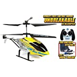 Nano Hercules Unbreakable 3.5CH RC Helicopter (Colors Vary)