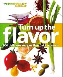 Weight Watchers 360 program Cookbook Turn Up the Flavor 2013