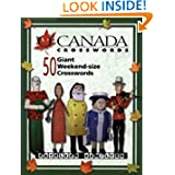 O Canada Crosswords Book 2: 50 Giant Weekend-size Crosswords (Bk. 2)