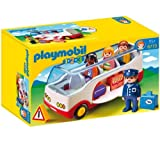PLAYMOBIL 6773 Airport Shuttle Bus (6773) -Quality Playmobil 1.2.3 with a 1-2 year warranty