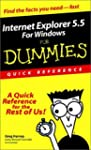 Internet Explorer 5 for Dummies Quick...