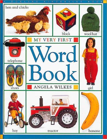 My Very First Word Book (My Very First) front-748577