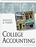 College Accounting, Chapters 1-28 (0538876689) by Heintz, James A.