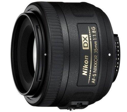 Nikon AF-S DX Nikkor 35 mm f/1.8 G lens