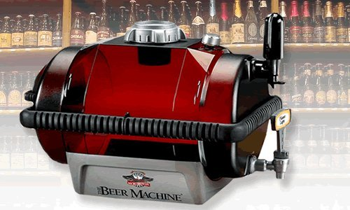 The Beer Machine Model 2000
