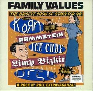 Various Artists - The Family Values Tour