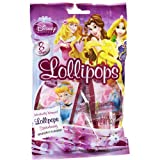 Disney Princess Party Lollipops, 8pk