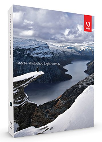 Adobe Photoshop Lightroom 6 日本語版 Windows/Macintosh版