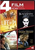Life Of Pi / Black Swan / The Descendants / Crazy Heart (Bilingual)
