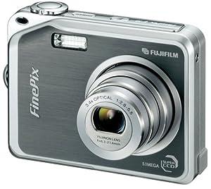FUJIFILM デジタルカメラ FinePix V10 ガンメタリック
