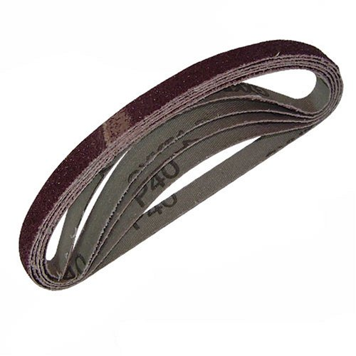 silverline-950457-sanding-belts-13-x-457-mm-set-of-5
