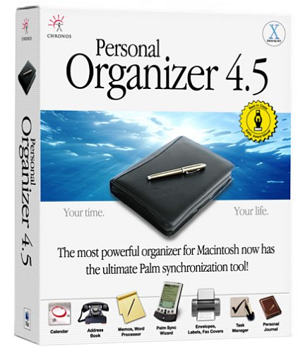 Personal Organizer 4.5