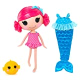 Lalaloopsy Sew Magical Mermaid Doll Coral Sea Shells