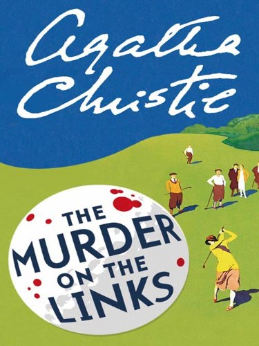Murder on the Links cover