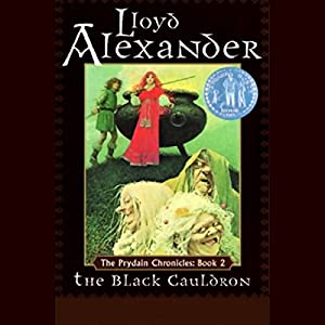 The Black Cauldron Audiobook