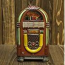 レトロなブリキのおもちゃ 【クラシックジュークボックス ワリッツアータイプ Wurlitzer 1015】