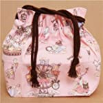 Sac � bento rose p�le Sentimental Cir...