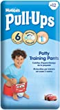 Huggies Pull-Ups for Boys Size 6 Extra Large 16-23kg (12)