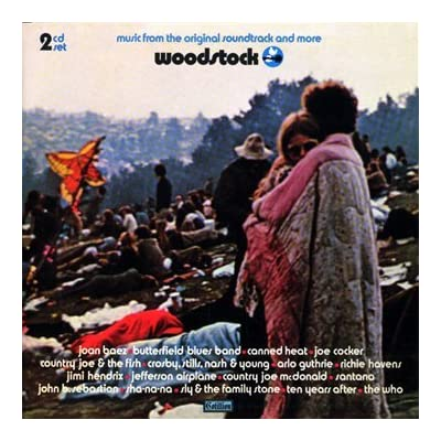 Woodstock album cover couple are still together – Nic the Brit