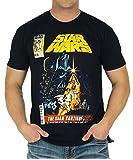 Star Wars The Saga Continues T-Shirt