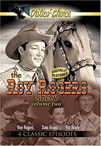 The Roy Rogers Show - Vol. 2 [DVD]