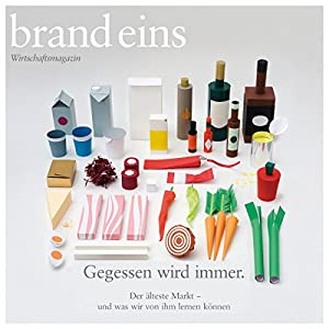 brand eins audio: Essen Audiomagazin