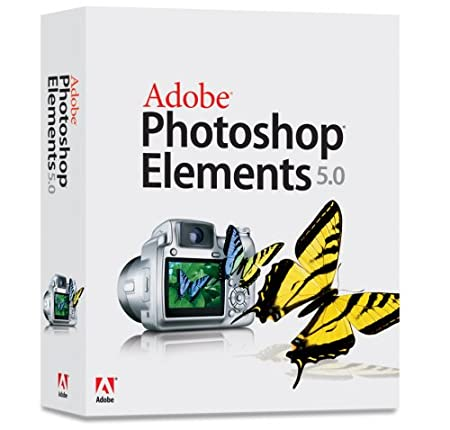 Adobe Photoshop Elements 5.0 - Old Version