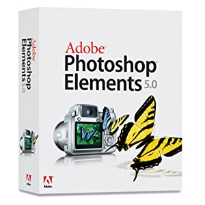 Adobe Photoshop Elements 5.0.2 (1 cd)
