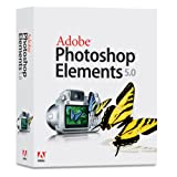 Adobe Photoshop Elements 5.0 - Old Version ~ Adobe