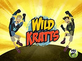 Wild Kratts Volume 3