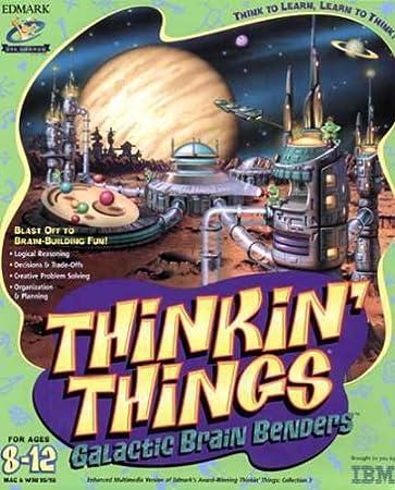 Thinkin' Things Galactic Brain (Jewel Case)