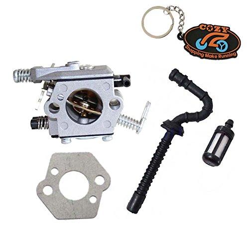Cozy-Vergaser-inkl-Vergaserdichtung-Benzinschlauch-Benzinfilter-fr-Stihl-021-023-025-MS210-MS230-MS250-Motorsge