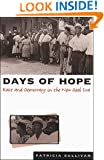 Days of Hope: Race and Democracy in the New Deal Era