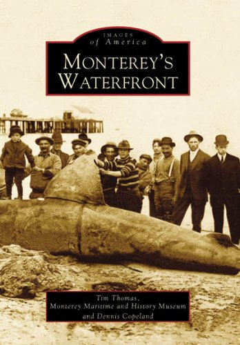Monterey's Waterfront   (CA)  (Images of America)