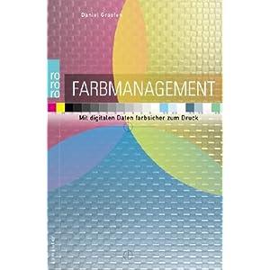 eBook Cover für  Farbmanagement Farbsicher zum Druck mit und ohne PDF