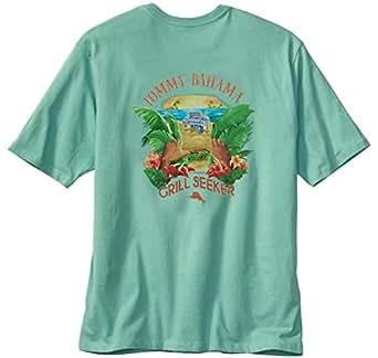 Tommy bahama grill seeker t shirt dusty aruba for Custom tommy bahama shirts