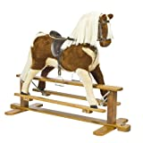 Handmade Rocking Horse MARS VI Cheval a bascule Picture