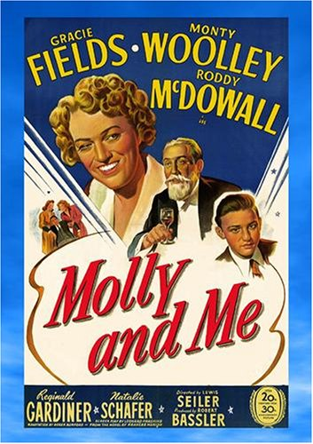 Cover art for  Molly and Me