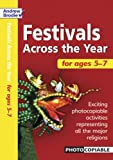 Andrew Brodie Festivals Across the Year 5-7 (Festivals Across the Year)