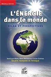 L' énergie dans le monde