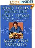 Ciao Italia--Bringing Italy Home