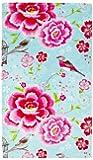 PIP Birds in Paradise Blue Handtuch 55x100 cm