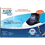 FlexiKold Neck Cold Pack (23 X 8 X 5) by NatraCure (A6301-COLD)
