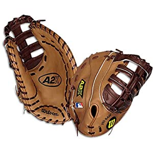 Wilson A2K A2802 Pro Stock Select First Base Mitt - Left Handed Thrower by Wilson
