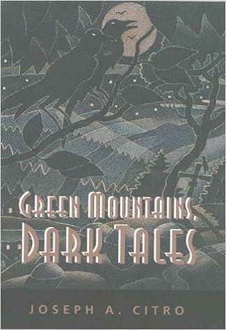Green Mountains, Dark Tales (Hardscrabble Books)