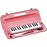 KC 鍵盤ハーモニカ (メロディーピアノ) ピンク P3001-32K/PK