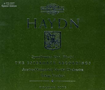 Haydn: Symphonies 70-81: The Esterhazy Recordings