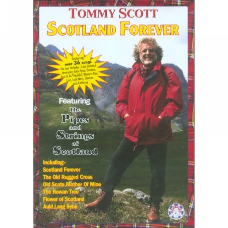 Tommy Scott - Scotland Forever [DVD] [1995]