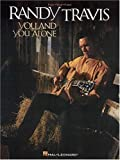 img - for Randy Travis - You and You Alone book / textbook / text book